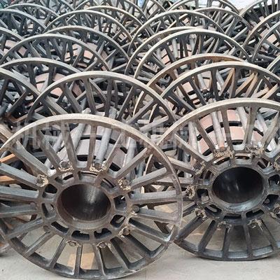钢zhi工字轮
